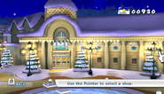 Mario Sonic Olympic Winter Games Shop 2