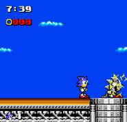 Mecha Sonic Aerobase 6