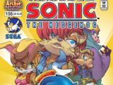 Archie Sonic the Hedgehog Issue 156