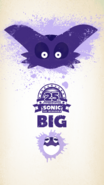 Sonic25th Wallpaper Big