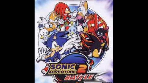 Sonic Adventure 2 Battle - Rumbling Highway (Mission Street)