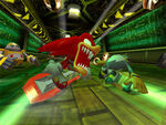 Sonic Riders - Knuckles - Level 1