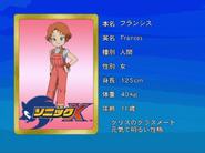 Sonic X karta 28