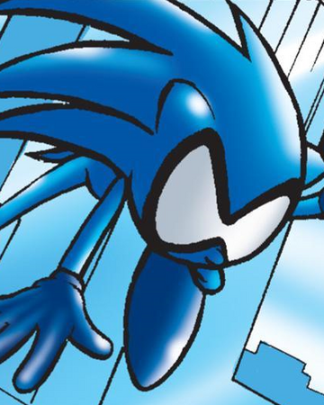 Stealth The Hedgehog Sonic News Network Fandom