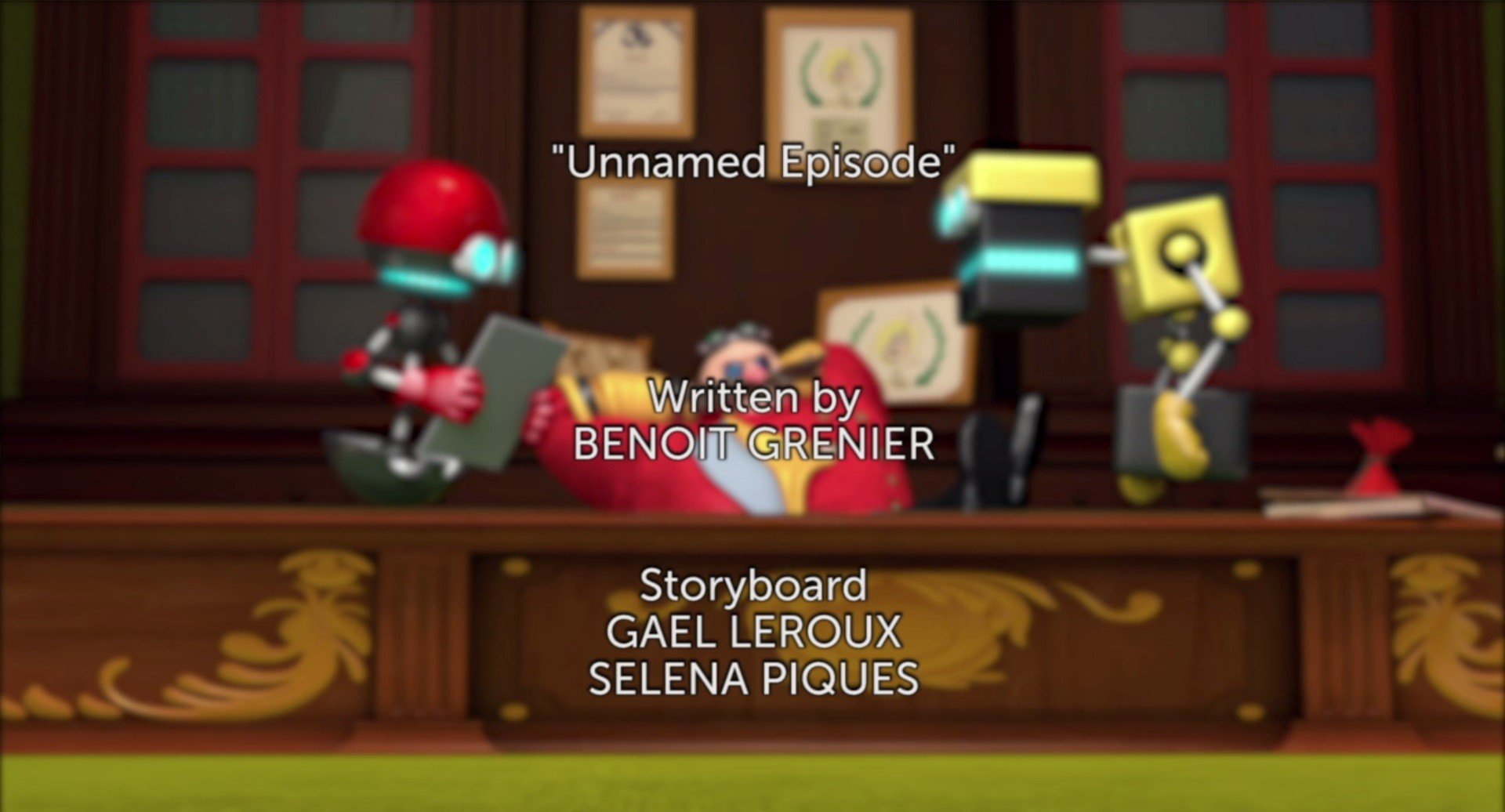 Unnamed Episode Title Card