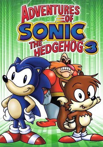 Adventures Of Sonic The Hedgehog Volume 3 Sonic News Network Fandom