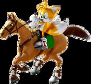 Mario & Sonic 2016 - Tails