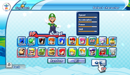 Mario Sonic Olympic Winter Games Characer Select 08