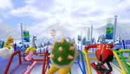 Mario Sonic Olympic Winter Games Gameplay 147