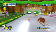 Mario Sonic Olympic Winter Games Gameplay 163
