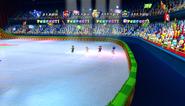 Mario Sonic Olympic Winter Games Gameplay 363