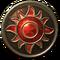 Medalla Solar PNG