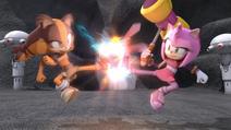 S1E03 Sticks Amy destroy Bee Bot