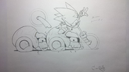 Sonic CD animation koncept 3