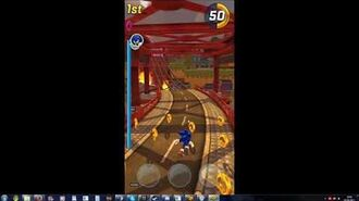 Sonic Forces Speed Battle Use the Sonic Unleashed Beta Jumpball Texture ?