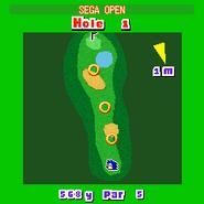 Sonic Golf 8
