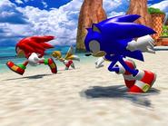 Sonic Heroes screen 10