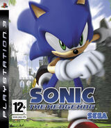 Sonic The Hedgehog (2006) - Box Artwork - Ps3 Euro Front - (1)