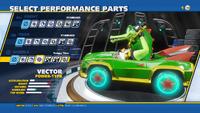 Vector Tempo Tires