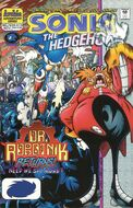 Archie Sonic the Hedgehog Issue 76