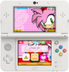 N3DS Theme Amy