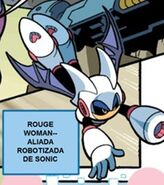 Rouge Woman