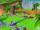 Green Hill Zone (Sega Superstars Tennis)