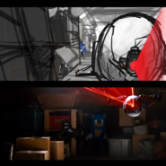 SonicMovie Storyboard HvD 12
