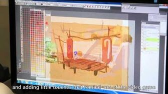 Sonic Boom Behind the Scenes of the TV Animation