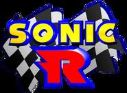 Sonic R logo