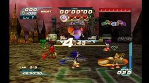Sonic Riders Babylon Guardian