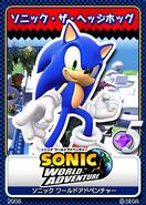 Sonic Unleashed karta 14