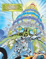 Chaos Emerald Empire