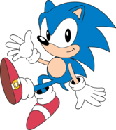 Classic Sonic 002