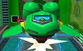 Heroes neon-green flapper