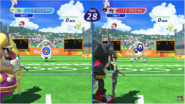 Mario & Sonic at the Rio 2016 Olympic Games - Archery Wario VS Shadow