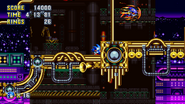 Metal Sonic Mania boss 10