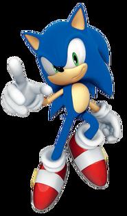 Modern Style Sonic 16