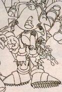 Pseudo Sonic Spaz