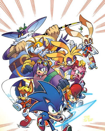 Image result for archie sonic freedom fighters