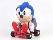 SegaSonic Sonic kart