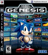 Sonic's Ultimate Genesisps3 Collection