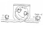 Sonic 1 sketch 1