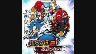 Sonic Adventure 2 Battle Soundtrack Grind Race Level