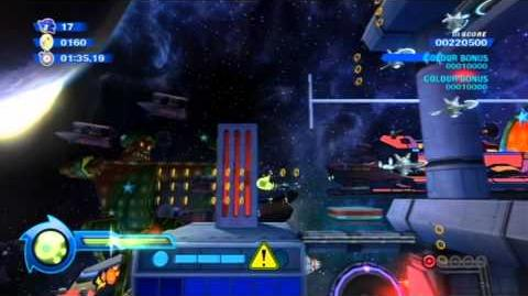 Sonic Colors - Starlight Carnival Act 5 HD