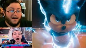 Sonic The Hedgehog (2020) - Fan Trailer Reactions - Paramount Pictures