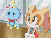 Sonic X Jetix