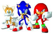 Sonicheroes grouping teamsonic2