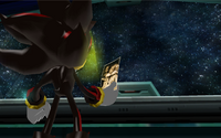 StH Shadow the Hedgehog and photo