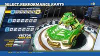 Vector Legendary Rhythmic Accelerator Front